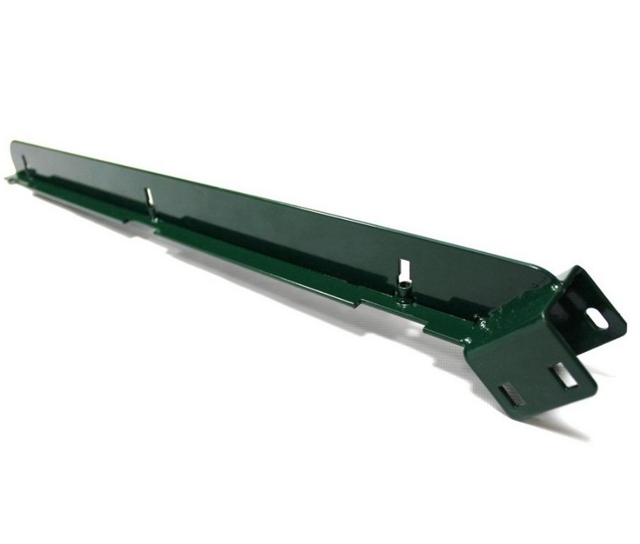 Г-образный наконечник для колючей проволоки
