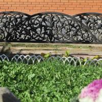 Декоративные бетонные ограждения